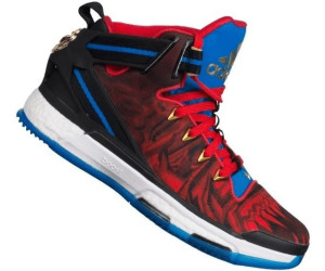 Chaussure Basketball D ROSE 6 BOOST Gris S85532 dl0EIQF