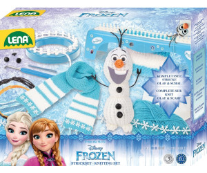 Lena Disney Strickset Frozen