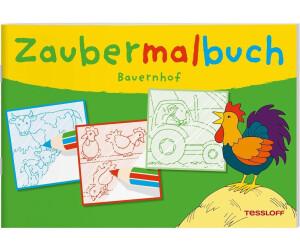 Tessloff Zaubermalbuch Bauernhof