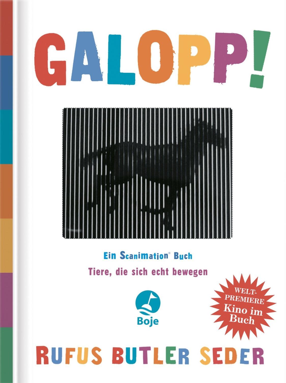 GALOPP! (Seder, Rufus Butler) [Gebundene Ausgabe]