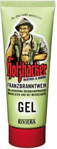 Holzhacker Franzbranntwein Muskelgel (75ml)