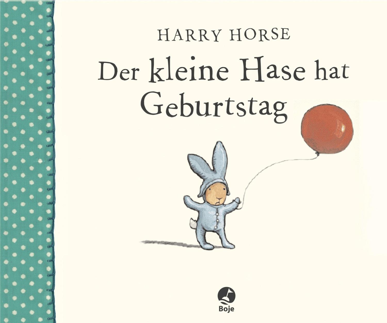 Der kleine Hase hat Geburtstag (Horse, Harry)