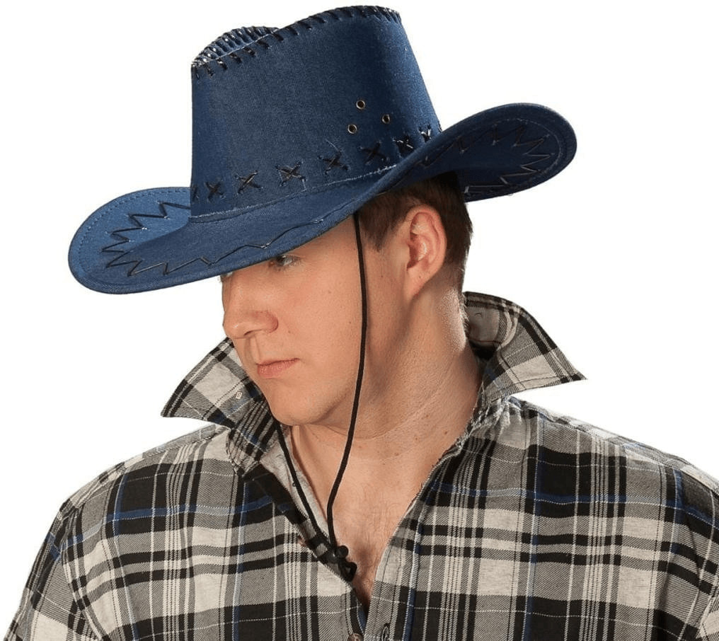 Rubie's Jeans Cowboyhut (410251)