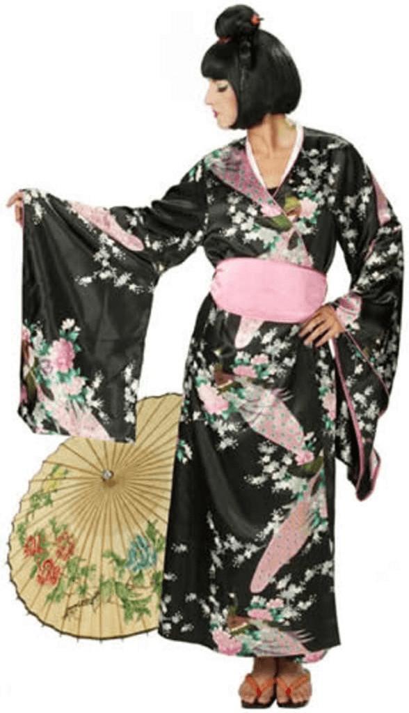 Rubie's Japanerin Kimono Gr. 38 (3426)