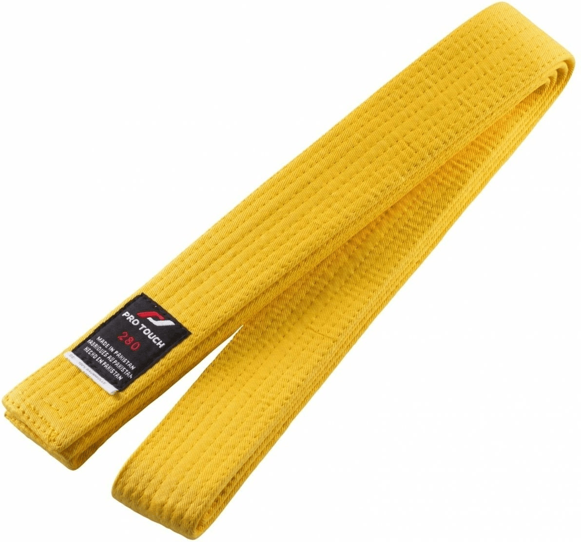 Pro Touch Budo-Gürtel Kinder gelb 240