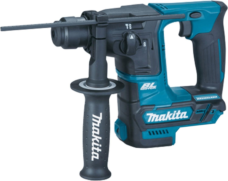 150.1 W Makita HR166DZ Bohrhammer ohne Akku//Ladeger/ät blau//schwarz 10.9 V