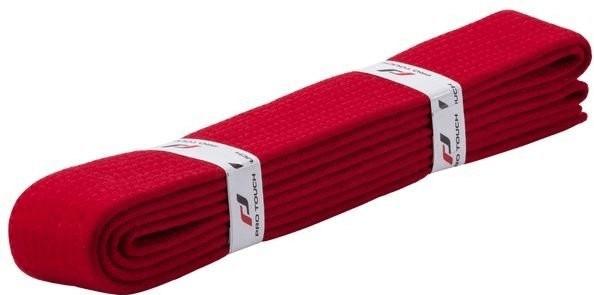 Pro Touch Budo-Gürtel Kinder rot 280