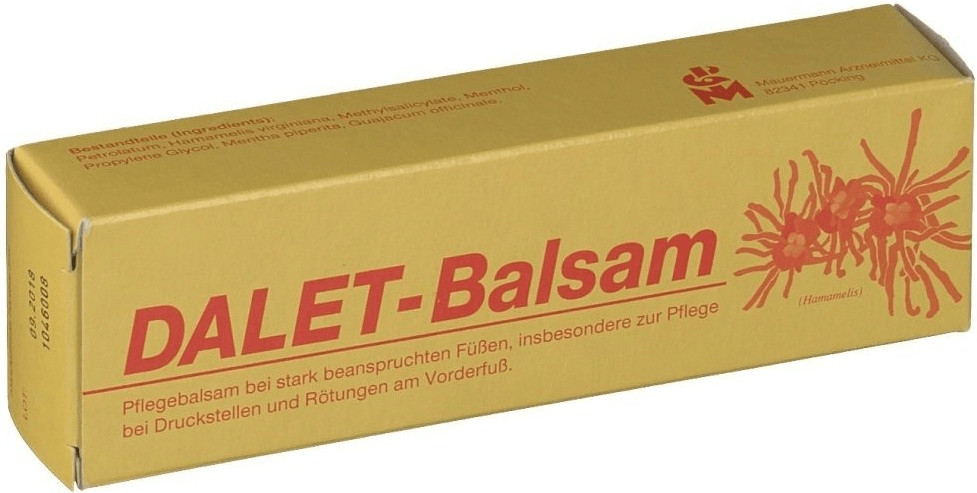 Mauermann Dalet Balsam (30 ml)