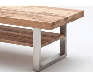 Woody Möbel Couchtisch Eiche Massiv Bassano 41 01335 Ab 39500
