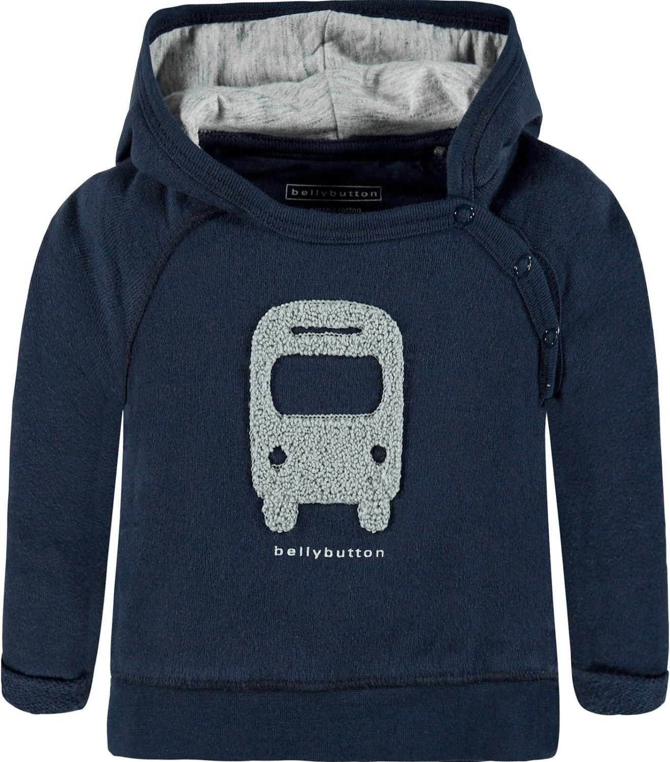 Bellybutton Hoodie (1772563) grey/bus