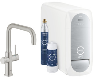 grohe blue home starter kit u auslauf ab preisvergleich bei. Black Bedroom Furniture Sets. Home Design Ideas