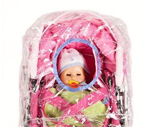 Heless Regenschutz für den Puppenwagen (968)