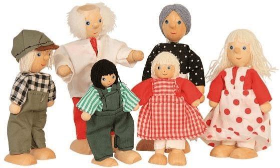 Beluga Puppenfamilie (70134)