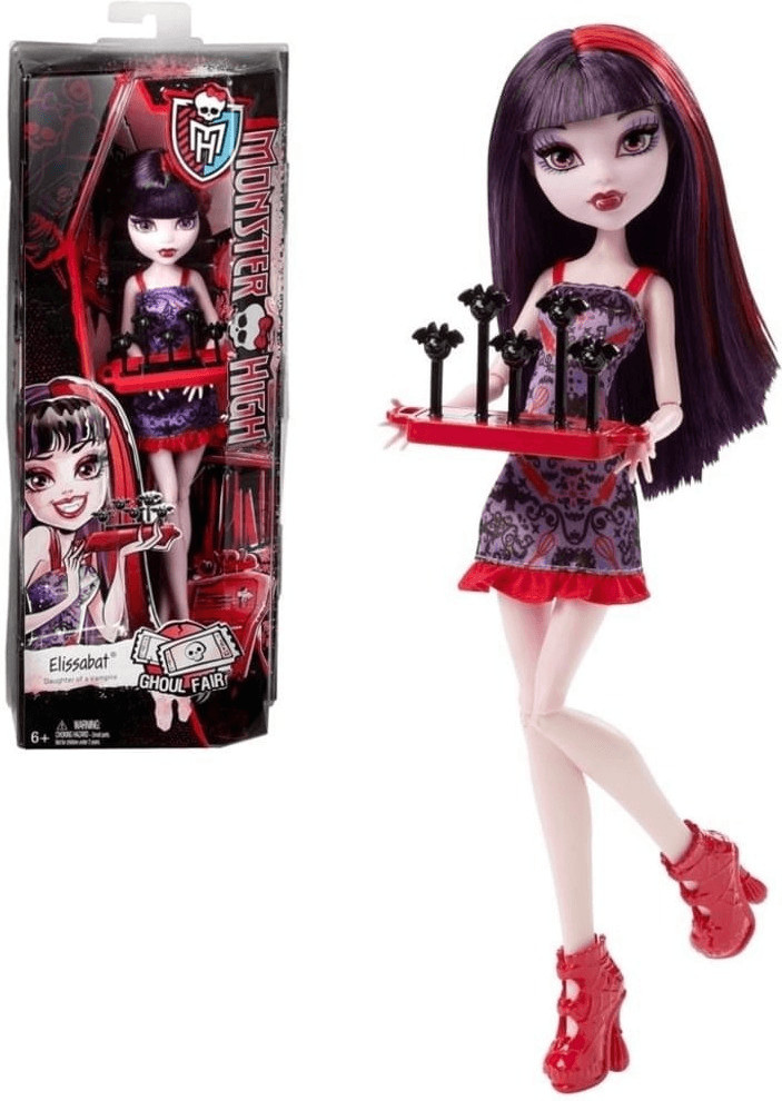 Monster High Monsterfest Elissabat (CHW71)