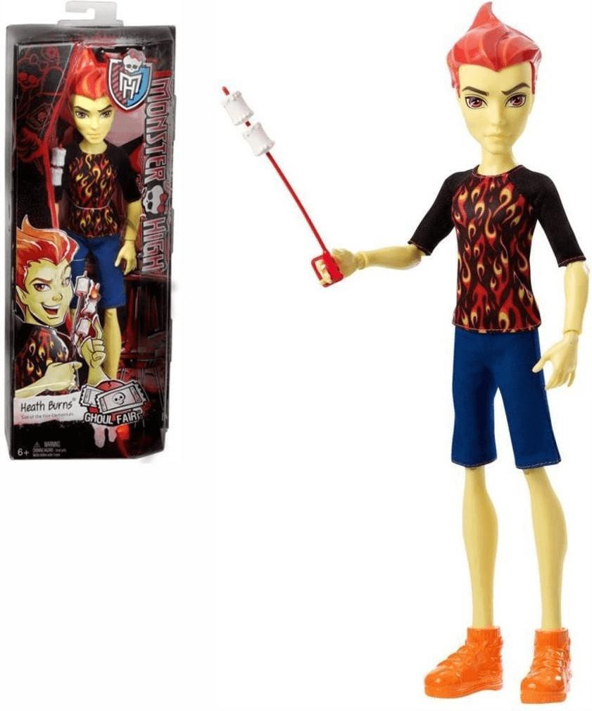 Monster High Monsterfest Heath Burns (CHW72)
