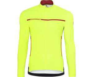 Buy Castelli Perfetto Long Sleeve Yellow from £150.70 – Best Deals ... 17031845f