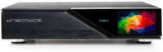 Dream-Multimedia DM920 UHD 4K 1x DVB-S2X FBC Mu...
