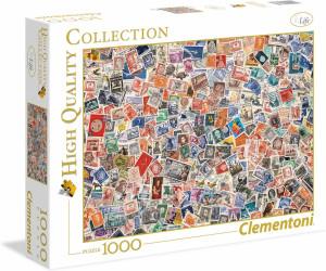 Clementoni Briefmarken (1000 Teile)