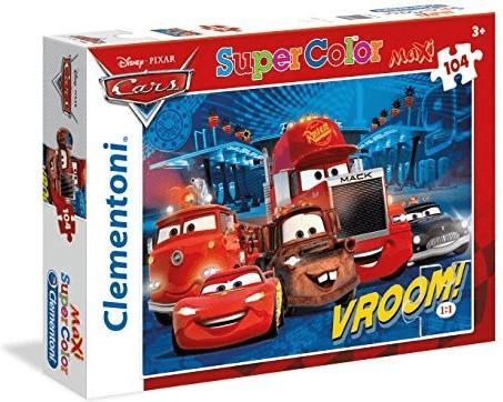 Clementoni Maxi - Cars (104 Teile)