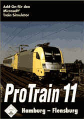 ProTrain 11: Hamburg - Flensburg (Add-On) (PC)