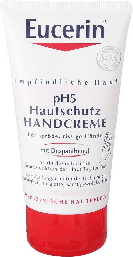 Eucerin pH5 Hand Intensiv Pflege Emulsion (75 ml)