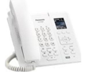 Panasonic Wireless SIP Terminal Kx-TPA65B Schwarz