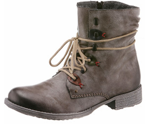 rieker Damen Winterstiefel Schuhe Braun, Größe:39 | real