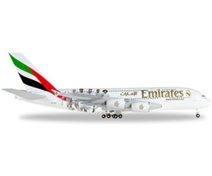 Herpa Emirates Airbus A380 Real Madrid (529242)