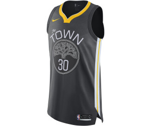 844c13683 Nike Golden State Warriors Trikot 2017/18 Stephen Curry Statement Edition  Authentic