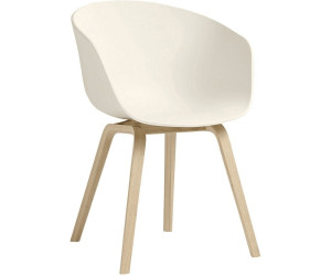 Hay About A Chair Aac22 Creme Gestell Eiche Geseift Ab