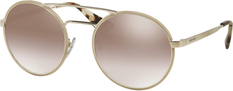 Prada PR51SS UFH4O0 (silver/gradient brown mirror silver)