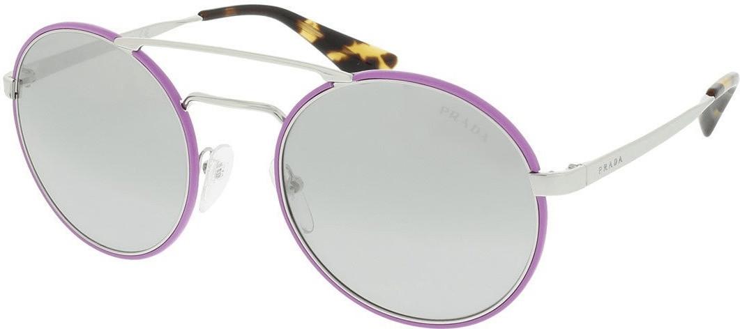 Prada PR51SS VHV1A0 (silver-violet/light grey mirror gradient silver)