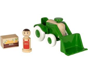 Brio my home town traktor mit frontlader ab