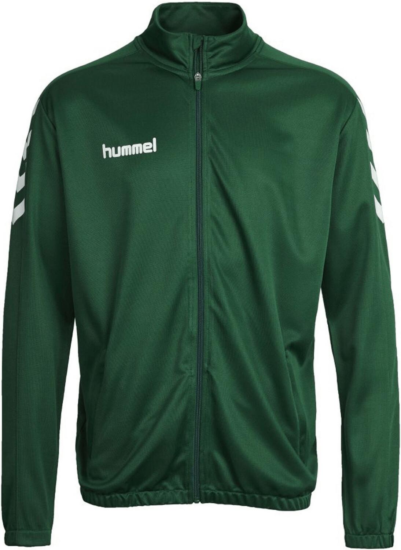 Hummel Core Poly Jacket evergreen