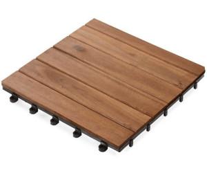 floordirekt akazie arden 30 x 30 cm 1 st ck ab 2 30. Black Bedroom Furniture Sets. Home Design Ideas