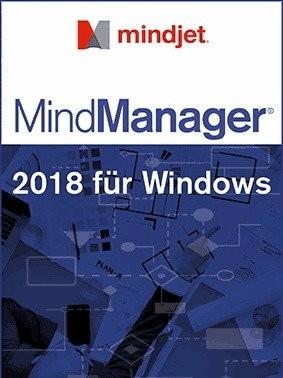 Mindjet MindManager 2018 Upgrade (Download)