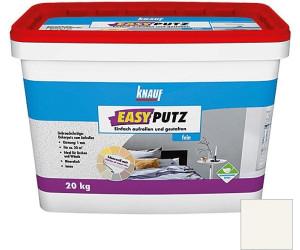 Knauf Easyputz Fein 1mm 20kg weiß ab 49,95 ...