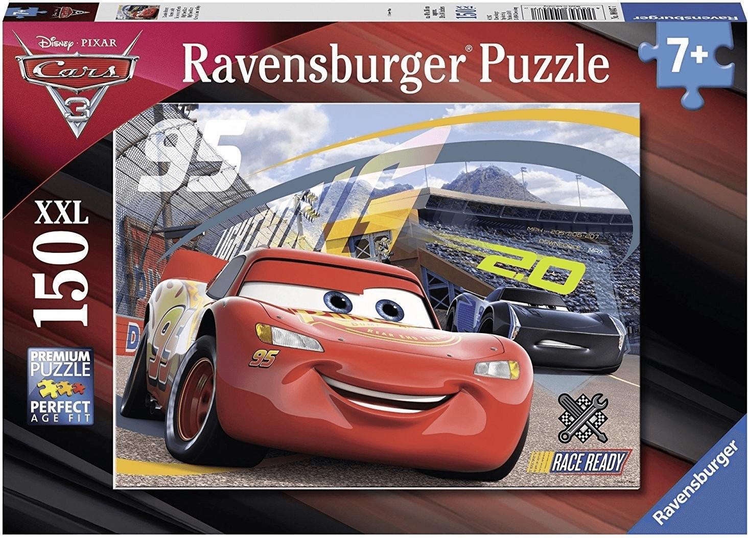 Ravensburger Cars, Rasantes Rennen