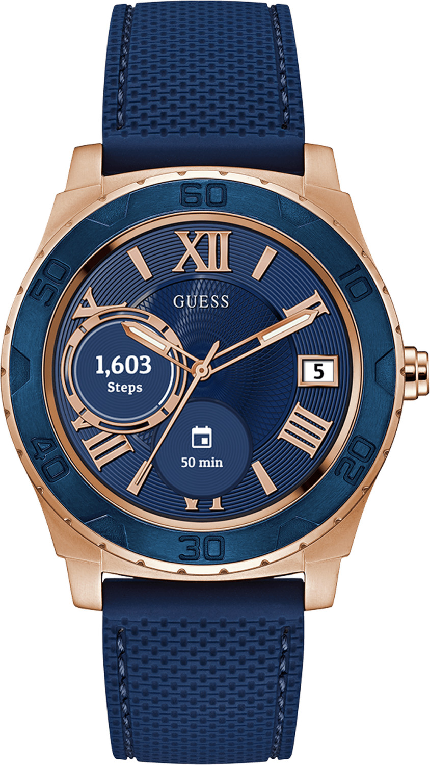 Image of Guess Connect Ace Mens Touch