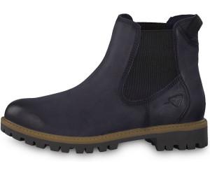 Details zu Tamaris Stiefelette Chelsea Boots Leder Damen 42 braun Neu