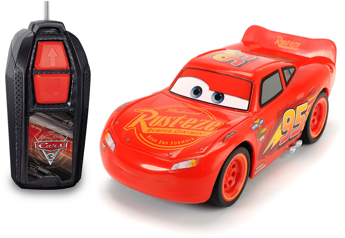 Dickie Cars 3 - RC Lightning McQueen