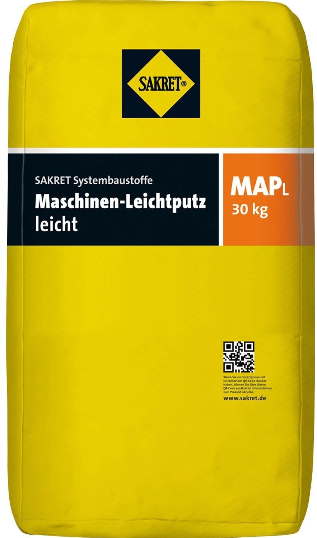 Sakret MAP-L 30kg leicht