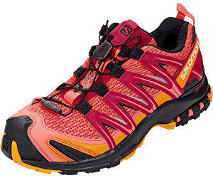 Salomon XA Pro 3D Trailrunning Shoes Women Living Coral/Black/Virtual Pink 40 2/3 2017 Laufschuhe Online Gehen G8br4MzZR
