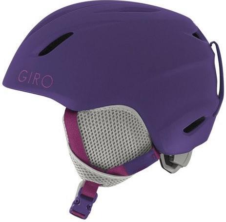 Giro Launch matte purple
