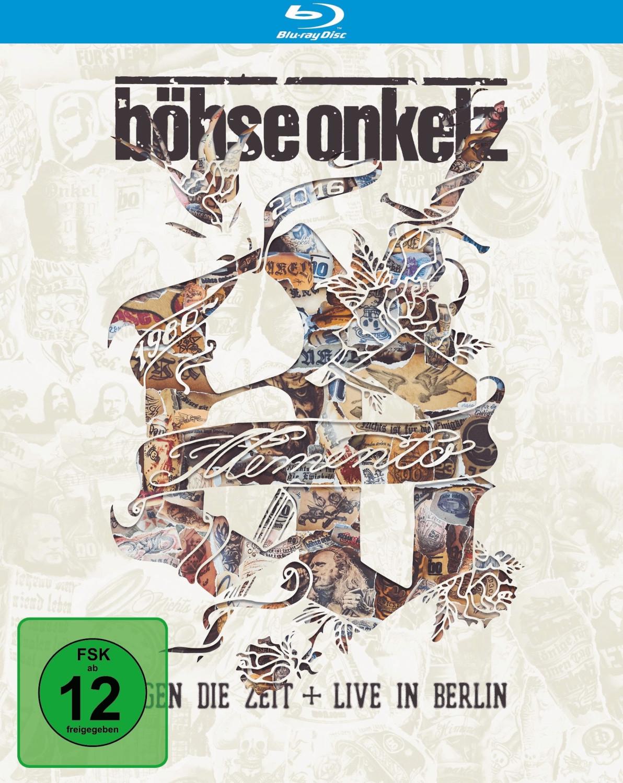 Böhse Onkelz - Memento - Gegen die Zeit + Live in Berlin [Blu-ray]