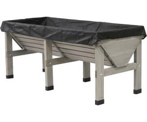 Vegtrug Hochbeet Medium 180x78x80cm Grey Wash Ab 219 00