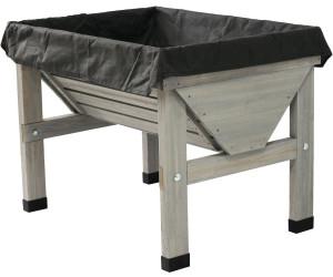 Vegtrug Hochbeet Small Grey Wash Ab 159 00 Preisvergleich Bei