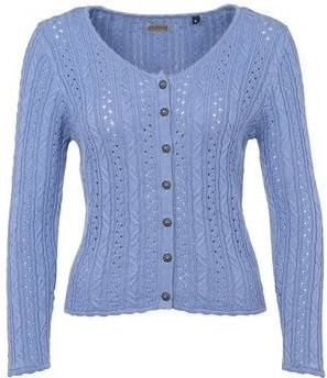 Stockerpoint Strickjacke Liz blau