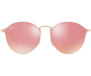 8bedf125ab Buy Ray-Ban RB3574N 001 E4 Blaze Round (gold pink mirror) from ...