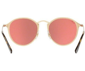 d889f01964e Buy Ray-Ban RB3574N 001 E4 Blaze Round (gold pink mirror) from ...